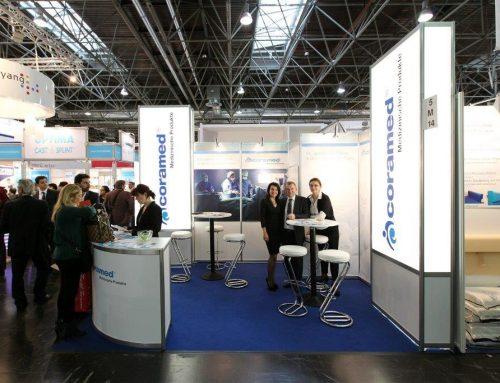 Participarea la Expozitia MEDICA – Düsseldorf 2015