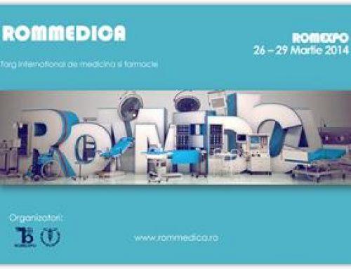 Rommedica Bucuresti 26 – 29 martie